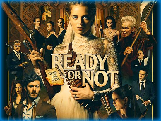 Ready Or Not turns Hide and Seek into horror comedy
